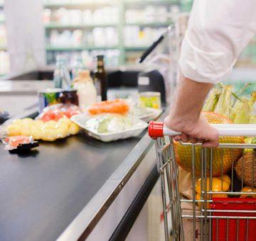 Geschäfte Und Supermärkte