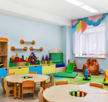 Kindergärten, Schulen Und Altenheime